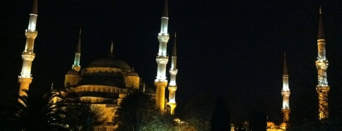Blue Mosque is one of Visit Turkey.