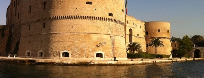 Castello Aragonese is one of #invasionidigitali 2013.