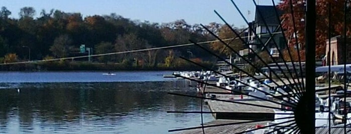 Boathouse Row is one of Local stuff to do.