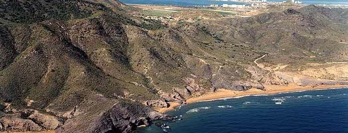 Playa de Calblanque is one of Playas.