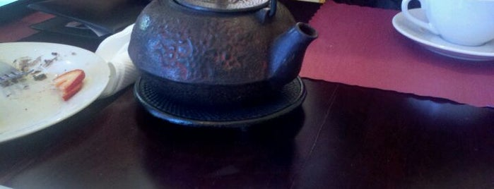 Roswell Tea House is one of Visit Roswell, GA.
