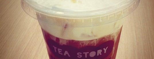 Tea Story is one of Favorite Food.