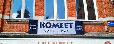 Komeet is one of My favorite places in Leuven, Belgium  #4sqCities.