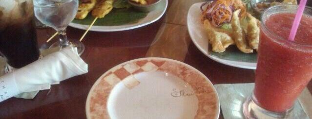 Thaiphoon is one of Mike's Favorite Restaurants in DMV.