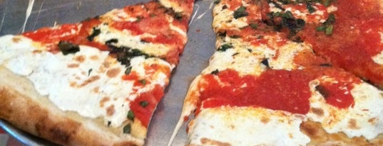 Grimaldi's is one of Pizza.