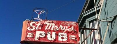 St. Mary's Pub is one of Must See.