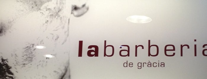 La Barberia de Gràcia is one of Wifi places in Barcelona.