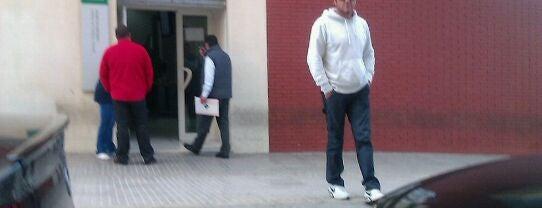 servicio andaluz de empleo is one of Alex.