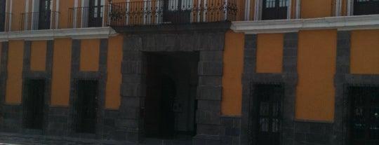 Teatro Principal is one of Puebla #4sqCities.