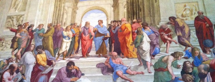 Raphael Rooms is one of Roma - Da fare.