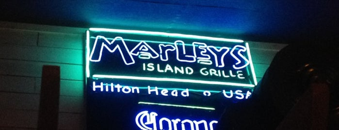 Marleys Island Grille is one of Beaufort, SC - Restaurants.