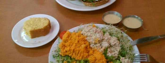 Soul Vegetarian No. 2 is one of Top 10 dinner spots in Atlanta, GA.