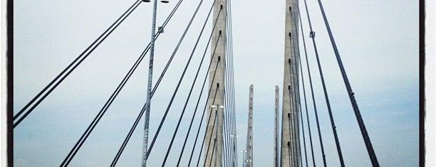 Øresund Bridge is one of Malmö And More.