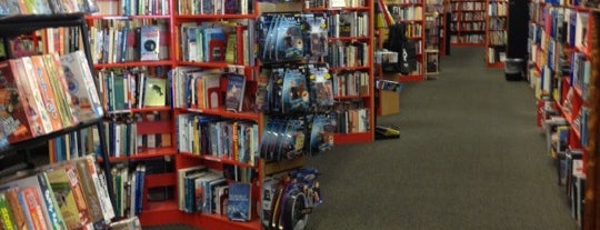 Bookmans is one of Stores.
