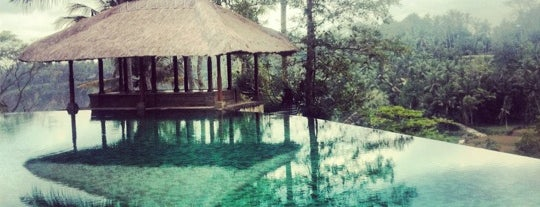 Amandari Resort Bali is one of Best Hotels in Bali.