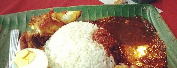 Boy Nasi Lemak is one of Makan @ Utara #7.
