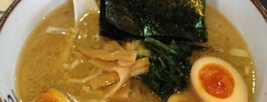 横濱家 すみれが丘店 is one of ramen.