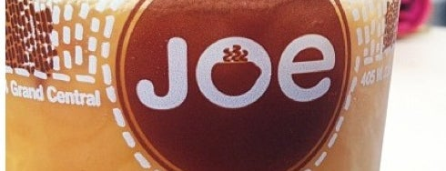 Joe Coffee is one of java - NY airbnb.