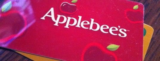 Applebee's is one of Favorites.
