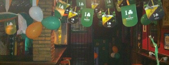 Shamrock Irish Pub is one of Top: Cervejarias.