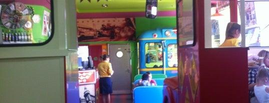 Метро / Metro is one of Бари, ресторани, кафе Рівне.