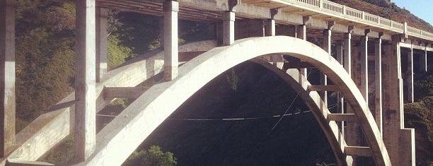 Bixby Creek Bridge is one of USA Trip 2013 - The West.
