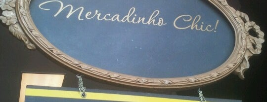 Mercadinho Chic is one of Compras.