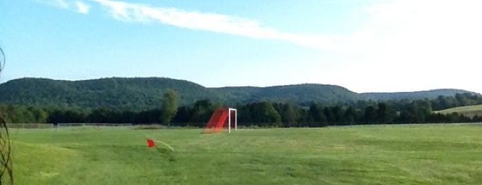 Gilboa Soccer Field is one of NY.