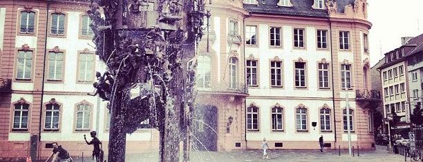 Fastnachtsbrunnen is one of Karlsruhe + trips.