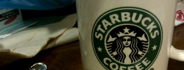 Starbucks is one of Starbucks Branches.