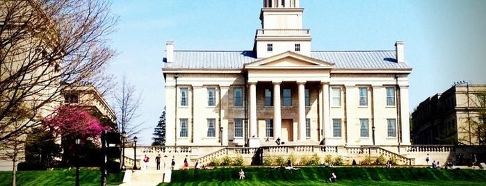 University of Iowa is one of NCAA Division I FBS Football Schools.