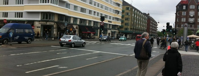Christianhavns Torv is one of Hip to Be Square!.