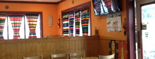 Los Toltecos is one of frequent check ins.
