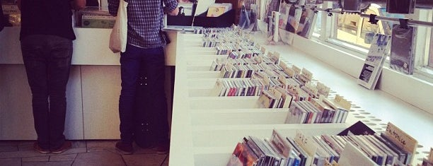 Leila M is one of Vinyl in Berlin.