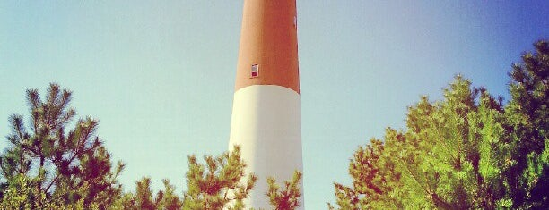 Barnegat Lighthouse is one of Places I have gone.