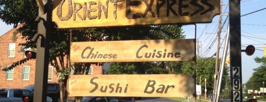 Orient Express is one of Must-visit Food in Atlanta.