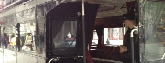 Ghost Bus Tours is one of London's scariest attractions.
