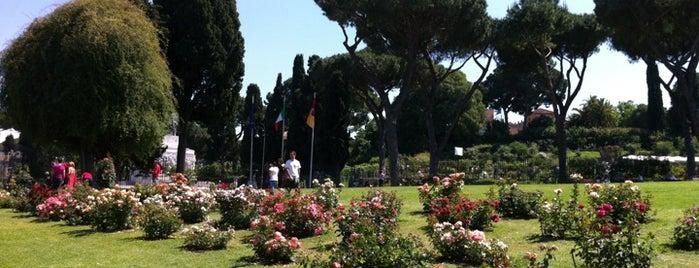 Roseto Comunale is one of Roma - Da fare.