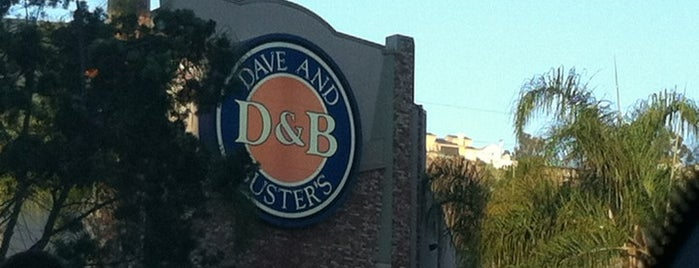 Dave & Buster's is one of Whale's Vagina.