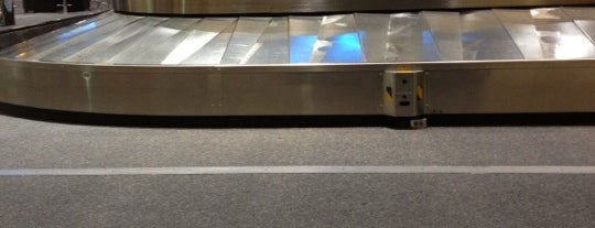 Baggage Claim is one of AIRPORTS world.