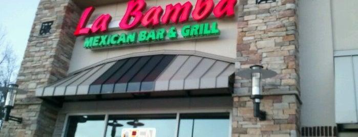 La Bamba Mexican Bar & Grill is one of สถานที่ที่ Barry ถูกใจ.