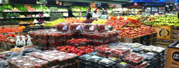 Whole Foods Market is one of local loves.