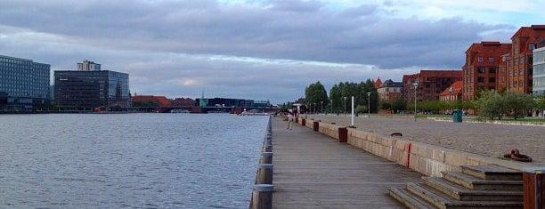 Islands Brygge is one of Copenhagen.