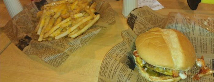 Jake's Wayback Burgers is one of A Taste of Long Beach NY.