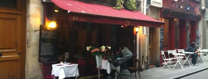Tir-Bouchon is one of Fave Paris spots.