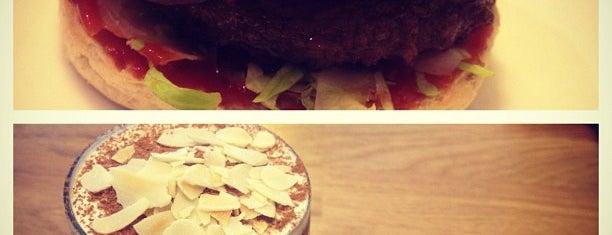 Loving Hut is one of My Personal Shortlist of Restaurants.
