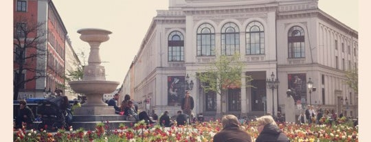 Gärtnerplatz is one of Munich Sights.