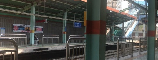 Wolgye Stn. is one of Subway Stations in Seoul(line1~4 & DX).