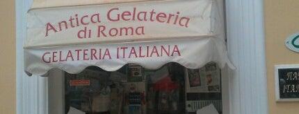 Antica Gelateria di Roma is one of Greek gems.