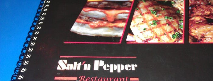 Salt n Pepper is one of Guide to Lahore's best spots.